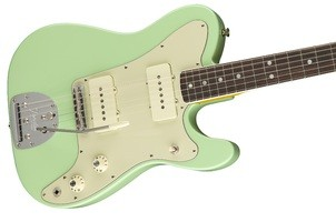 Fender The Jazz Tele : Limited Edition Jazz Tele, Surf Green 2