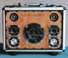 Sickluggage ShaboomBox Custom : Shaboom 2 NAMM