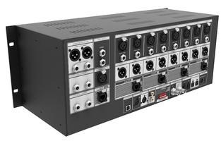 Cranborne Audio 500R8 : 500R8 Rear