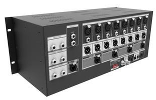 Cranborne Audio 500ADAT : 500ADAT Rear