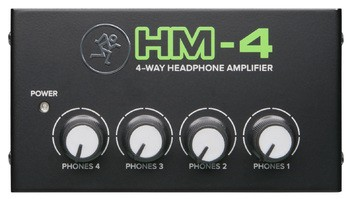 Mackie HM-4 : hm 4 top