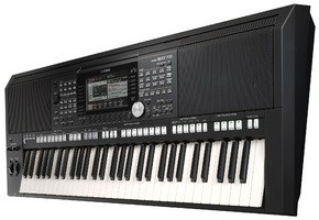 Yamaha PSR-S975 : psr s975 Side