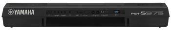 Yamaha PSR-S975 : psr s975 Rear