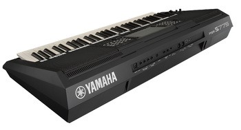 Yamaha PSR-S775 : PSR S775 Rear Side