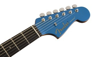 Fender Redondo Player : California Series Redondo Player   Belmont Blue 4