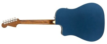 Fender Redondo Player : California Series Redondo Player   Belmont Blue 1