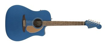 Fender Redondo Player : California Series Redondo Player   Belmont Blue 2