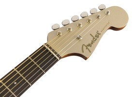 Fender Newporter Player : California Series Newporter Player   Champagne 4