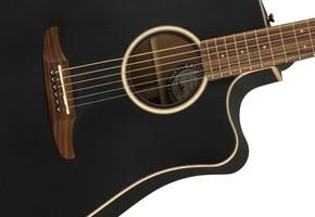 Fender Redondo Special : California Series Redondo Special   Matte Black 3