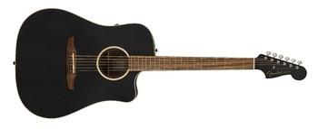 Fender Redondo Special : California Series Redondo Special   Matte Black 2