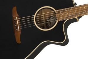 Fender Newporter Special : California Series Newporter Special   Matte Black 3