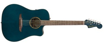 Fender Redondo Classic : California Series   Redondo Classic   Cosmic Turquoise