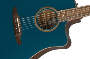 Fender Redondo Classic : California Series   Redondo Classic Cosmic Turquoise 1