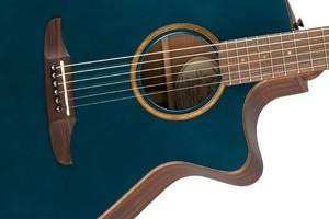 Fender Newporter Classic : California Series Newporter Classic   Cosmic Turquoise 3