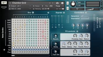 Spitfire Audio Ólafur Arnalds Chamber Evolutions : smc0242 gui1 full