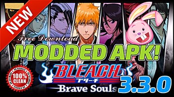 bleach brave souls mod apk free