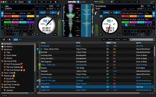 Serato DJ Pro 2 : Serato DJ Pro GUI