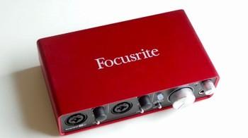 Focusrite Scarlett2 2i2 : Scarlett2i2 3