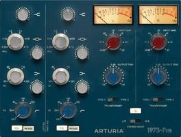 Arturia 3 Preamps : 1973 high res