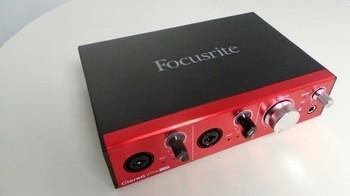 Focusrite Clarett 2Pre USB : Focusrite Clarett 2pre USB 2