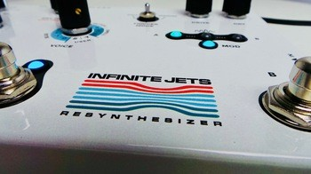 Hologram Electronics Infinite Jets Resynthesizer : Hologram Infinite Jets 9
