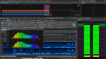 Steinberg WaveLab Pro 9.5 : visual
