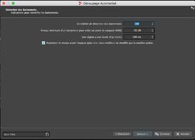 Steinberg WaveLab Pro 9.5 : decoupe2