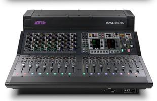 Avid Venue S6L-16C : 16C Front
