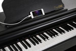 The One Music Group The ONE Smart Piano : Piano and iPhone