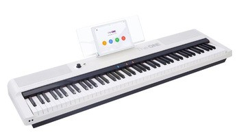 The One Music Group The ONE Keyboard Pro : Smart Keyboard white 2