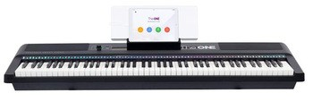 The One Music Group The ONE Keyboard Pro : Smart Keyboard
