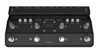 Melo Audio Tone Shifter Mega : Tone Shifter Mega