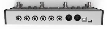 Melo Audio Tone Shifter Mega : Tone Shifter Mega Rear