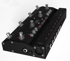 Melo Audio Tone Shifter Mega : Tone Shifter Mega side