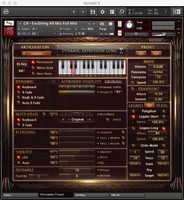 CH EnsString All Mix AP GUI