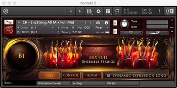 CH EnsString All Mix Basic GUI