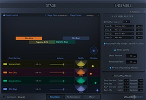 Genesis web UI Stage