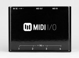 Meris MIDI I/O : midi io top