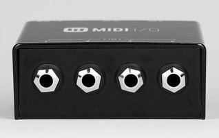 Meris MIDI I/O : midi io FRNT