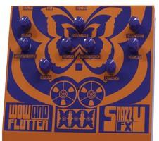 Snazzy FX Wow and Flutter : wowandflutter controls