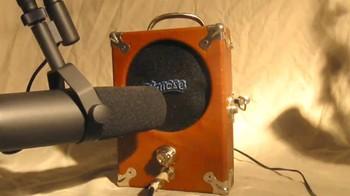 Pignose Amp Miking