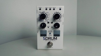 DigiTech SDRUM : Digitech SDRUM 1