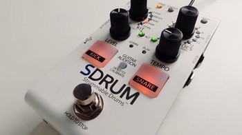DigiTech SDRUM : Digitech SDRUM 5