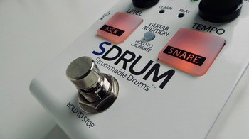 DigiTech SDRUM : Digitech SDRUM 7