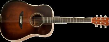 Reverse Tension Guitar D-430 : D 430 GB F