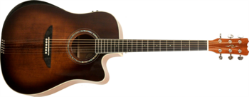 Reverse Tension Guitar D-430C : D 430C GB F