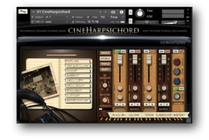 01 CineHarpsichord
