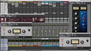 Prise de Son & Mixage : 17 electric gtr plugins