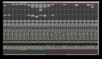 Prise de Son & Mixage : 09 mix window 3