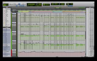 Prise de Son & Mixage : 29 edit backing vocals